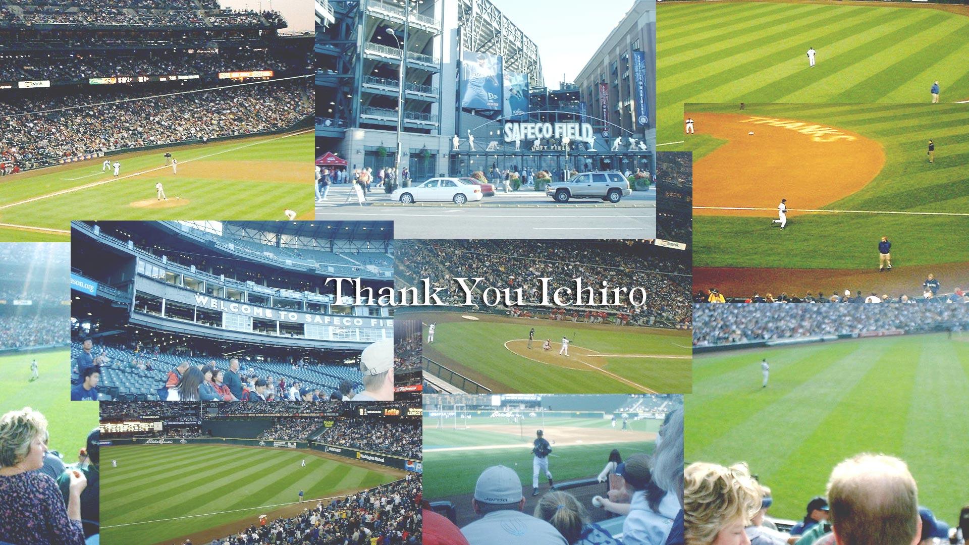 イチロー選手引退-「ありがとうイチロー選手」トップページ写真